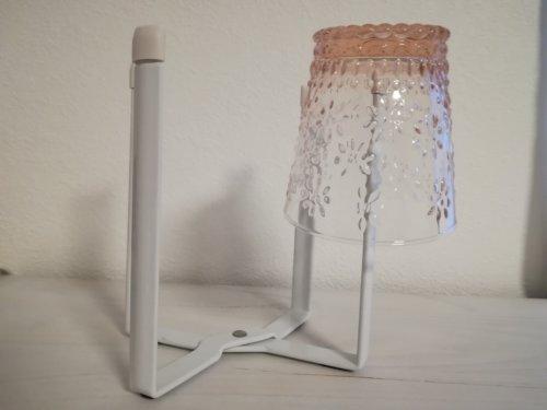 ポリ袋エコホルダータワーとグラス