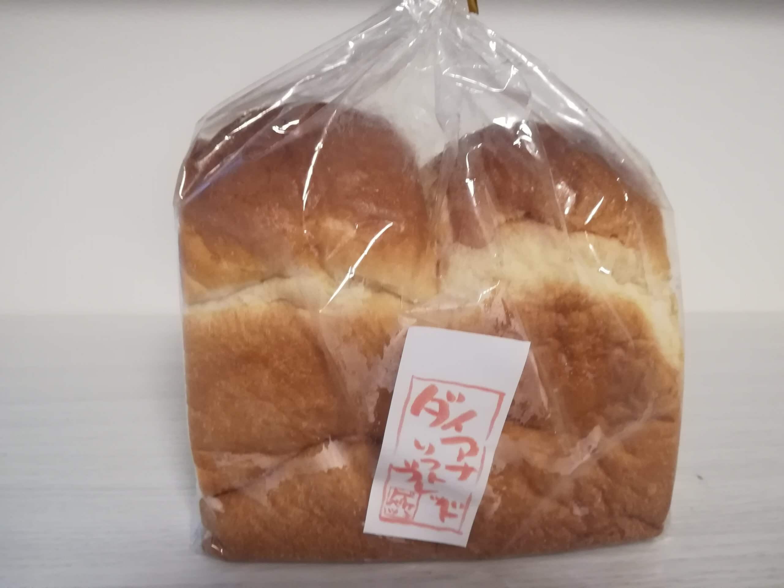 ゲベッケンの食パン