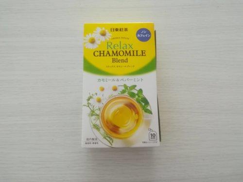 日東紅茶カモミール&ペパーミント
