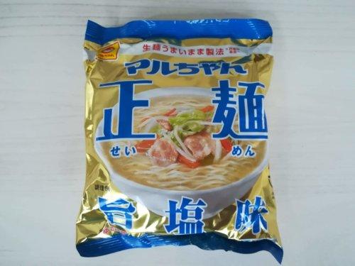 マルちゃんの正麺