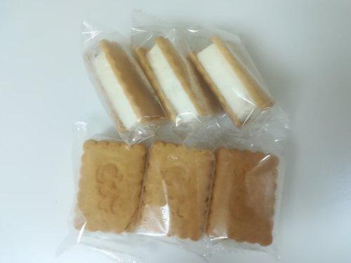 森永クッキーサンド