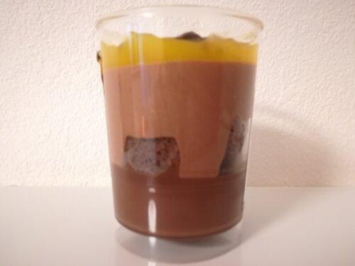 ピエールエルメのショコラオランジュ