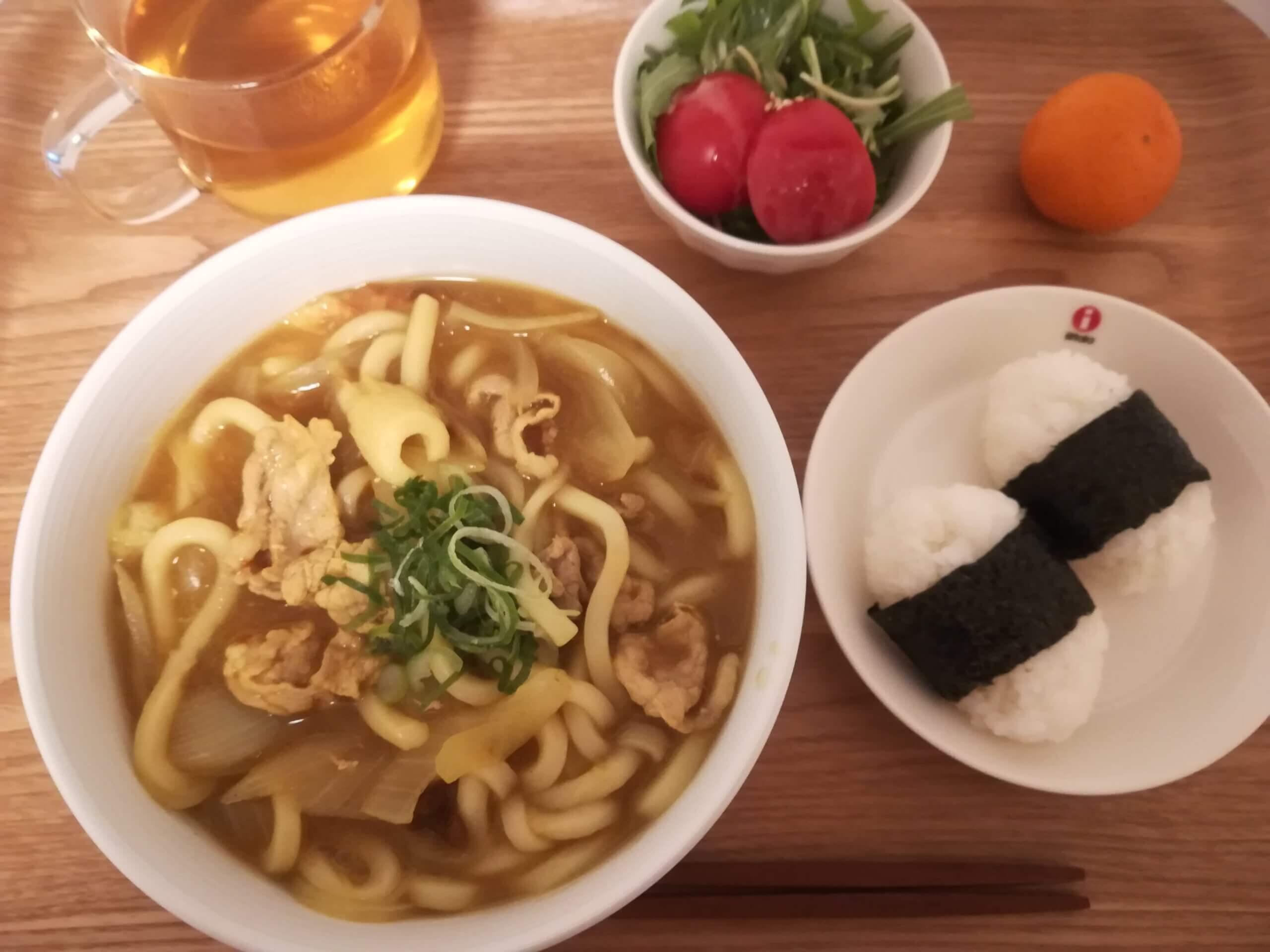 超熟食パン/カレーうどん/バレンタインチョコ