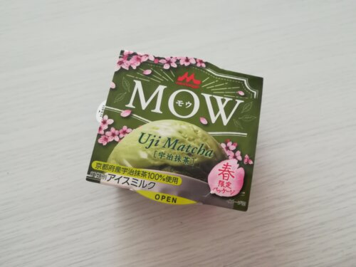 MOW抹茶
