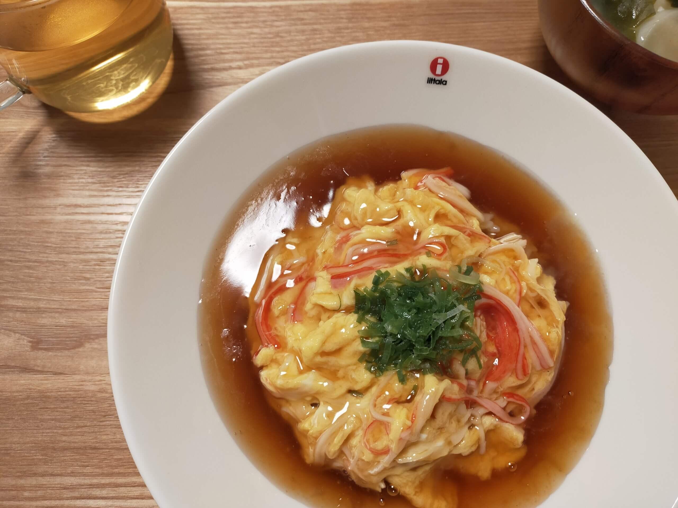 庭の金柑と柚子/あんたっぷり天津飯/パナップ