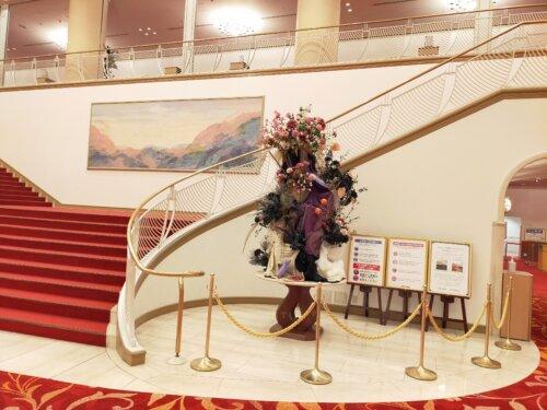 宝塚大劇場ロビー