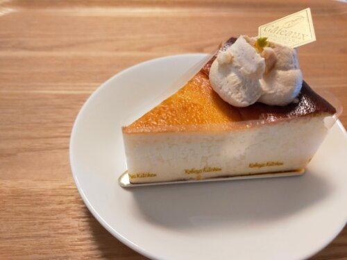 神戸屋のチーズケーキ
